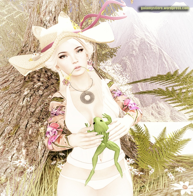 Chemical Princess Yokai Fashiowl Poses Isuka Second Life